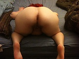 wife big ass: Waiting for a big dick