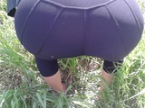 Do you like this ass?: Let her know what you think…