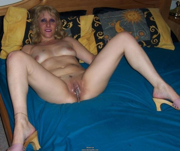 pumped wife