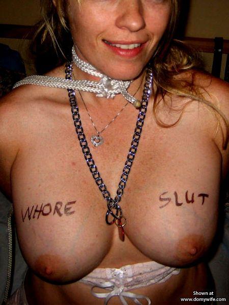 private whore slut