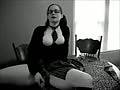 Come play with …: Black and white video of …