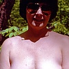 outdoor titties: flashing tits
