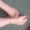 A tribute would be nice: Hope u like my feet