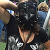 Mask: My kinda girl.