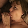 Tracey sucking my cock: Tracey loves to suck cock …