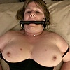 Tracey is ready to be taken hard: Tracey is tied u…