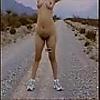 Peluda culona se menea al aire libre- 45-exhib-3: …