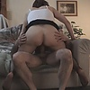 Wife Riding: Doing what she does best
