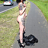on the road: me on a public street....i really lov…